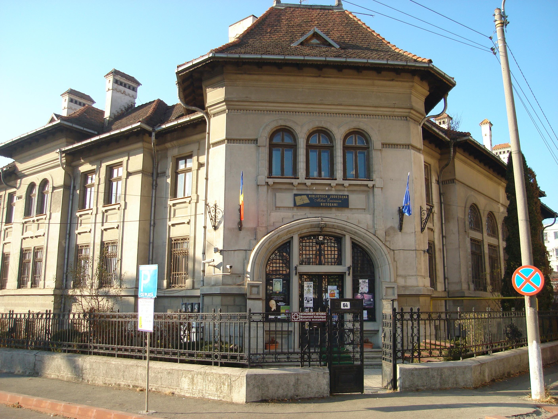 Biblioteca Judeteana Botosani