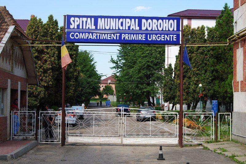 Spitalul-Municipal-Dorohoi