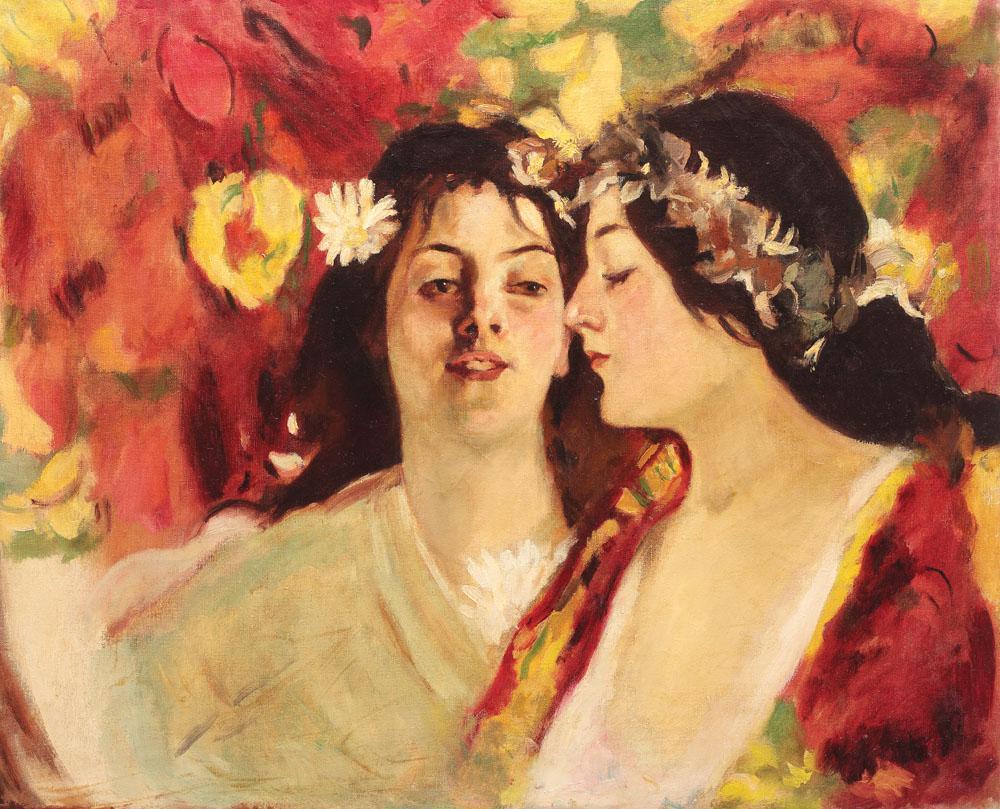 Stefan-Luchian-Primavara-Doua-muze