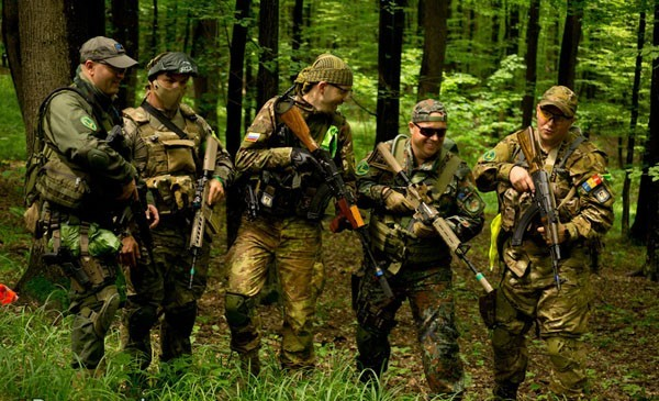 club airsoft