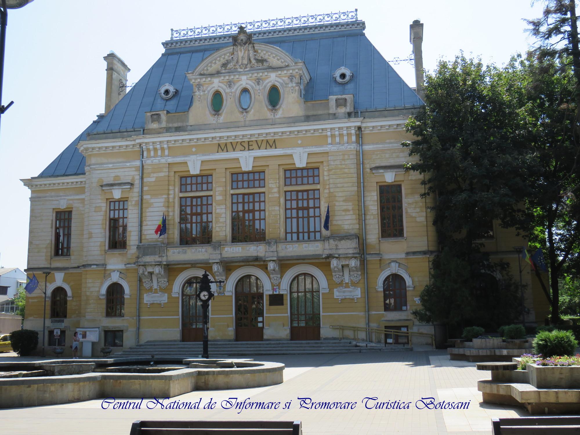 Muzeul Jud semnat